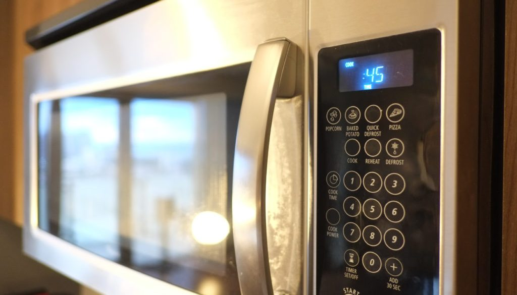 Microwave 45 seconds 1